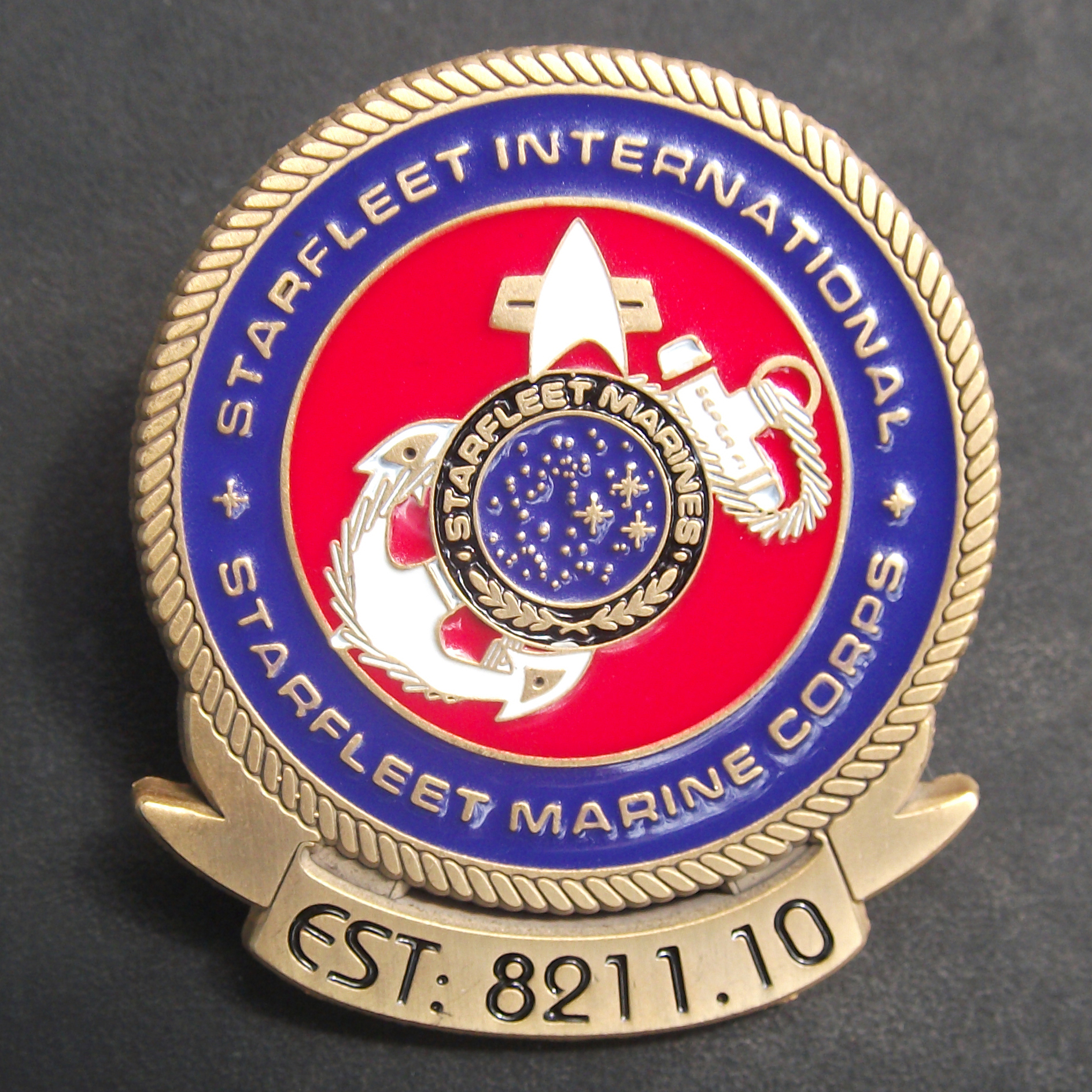 SFMC Membership Lapel Pin