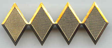SFMC Brigadier Rank pin Large (each)