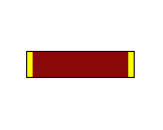 McNulty Ribbon (Good Conduct)