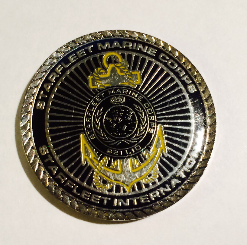 SFMC Challenge Coin
