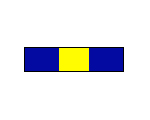 Les Rickard Ribbon (Starfleet Cross)